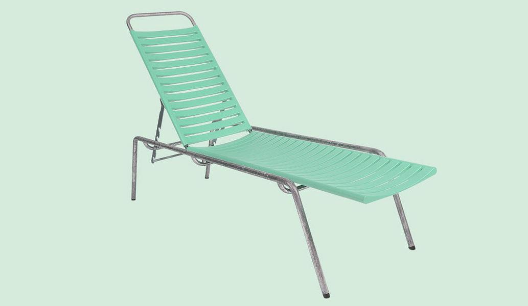 MOOBEL Bain de soleil Chaises longues Jardin Mobilier  |