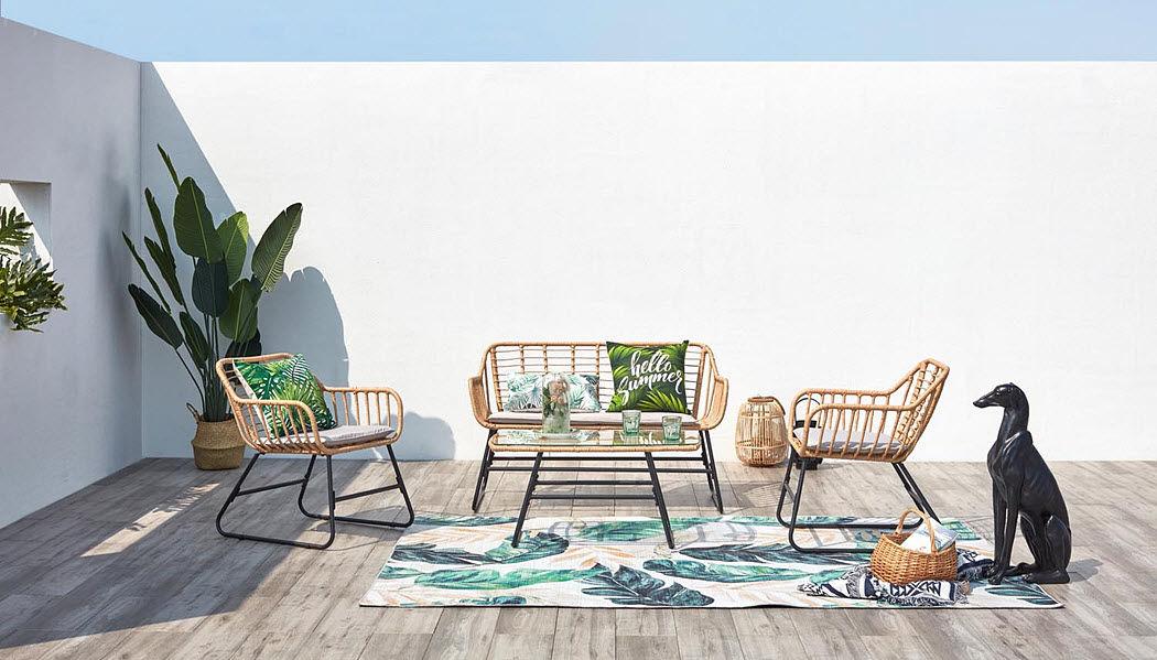 concept usine Salon de jardin Salons complets Jardin Mobilier  |