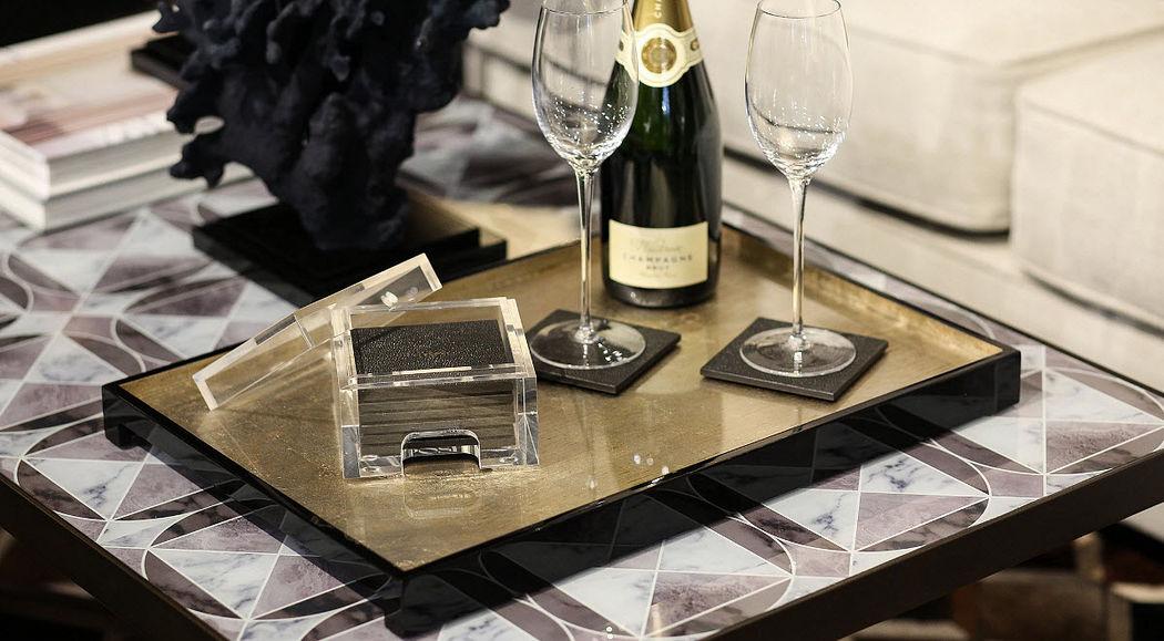POSH Sous-verre Dessous de plats Accessoires de table  |