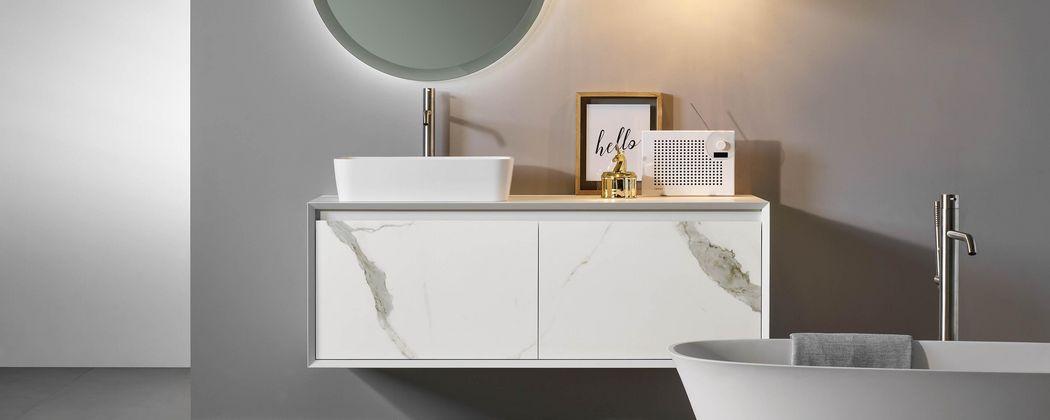 STOCCO Meuble de salle de bains Meubles de salle de bains Bain Sanitaires   