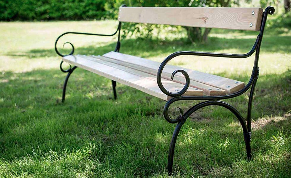 Foresta / Habrita Banc de jardin Bancs de jardin Jardin Mobilier  |