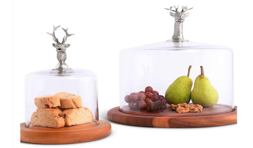 Vagabond House Cloche à fromage Cloches Accessoires de table   