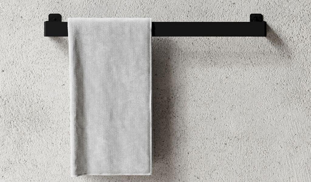 NICHBA Porte-serviettes Accessoires de salle de bains Bain Sanitaires  |