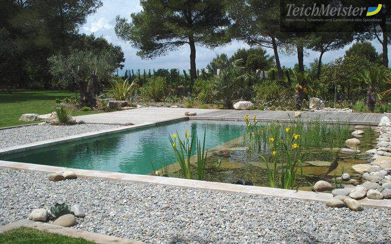Jardin-Piscine | Bord de mer