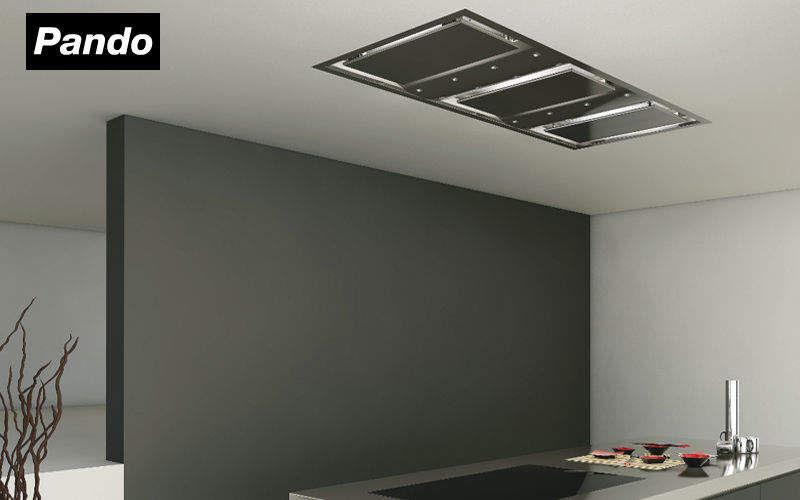 PANDO Hotte aspirante de plafond Hottes aspirantes Cuisine Equipement Cuisine |