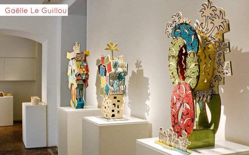 GAËLLE LE GUILLOU CERAMICS Sculpture Sculpture Art Salon-Bar | Décalé