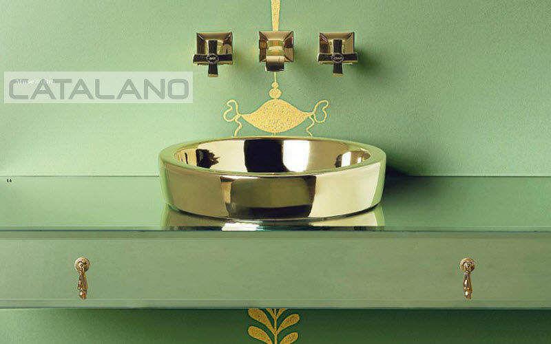 CATALANO Vasque à poser Vasques et lavabos Bain Sanitaires Salle de bains | Contemporain