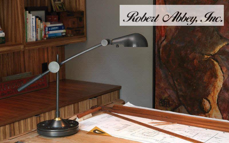 Robert Abbey Lampe de bureau Lampes Luminaires Intérieur Bureau   Design Contemporain