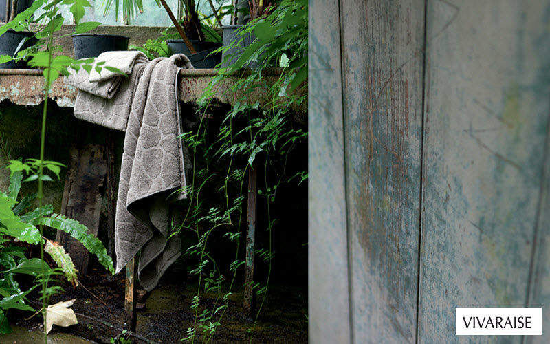 VIVARAISE Serviette de toilette Linge de toilette Linge de Maison Salle de bains | Charme