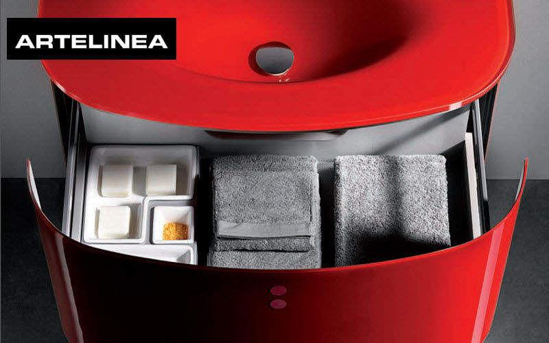 Artelinea Meuble sous-vasque Meubles de salle de bains Bain Sanitaires Salle de bains | Design