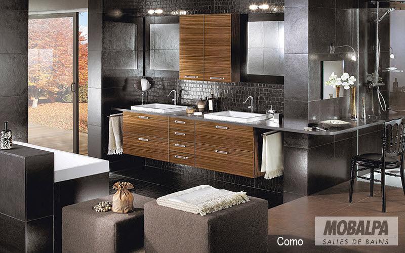 Tous les produits deco de mobalpa decofinder - Modele salle de bain contemporaine ...
