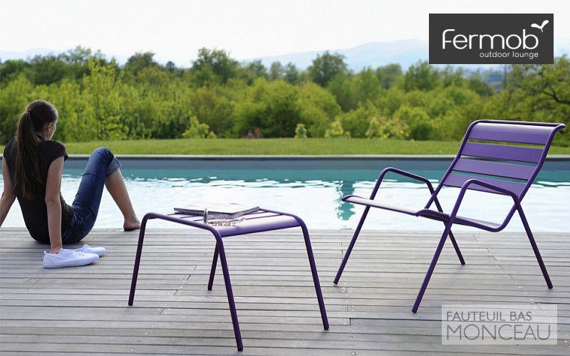 Fermob Fauteuil de jardin Fauteuils d'extérieur Jardin Mobilier  |