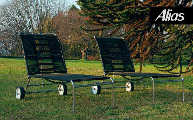 ALIAS Bain de soleil Chaises longues Jardin Mobilier Jardin-Piscine | Design Contemporain