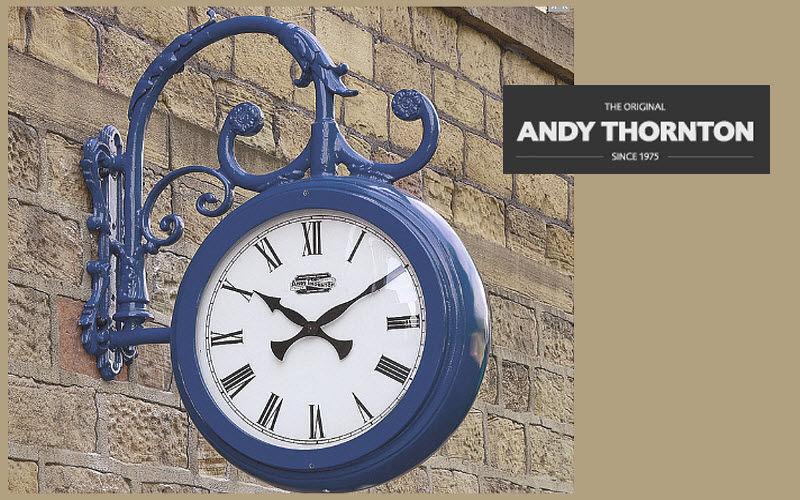 Andy Thornton Horloge d'extérieur Ornements de jardin Extérieur Divers Espace urbain | Classique