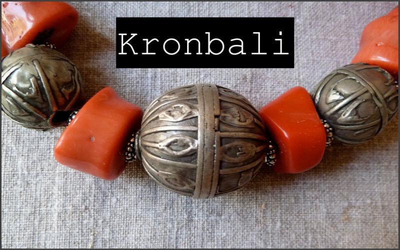 Kronbali Collier Bijouterie En marge de la Déco  | Ailleurs