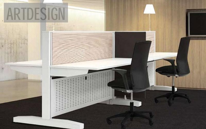 ARTDESIGN Centre d'appel Bureaux et Tables Bureau Lieu de travail | Design Contemporain
