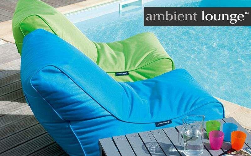AMBIENT LOUNGE Fauteuil de terrasse Fauteuils d'extérieur Jardin Mobilier Jardin-Piscine | Design Contemporain