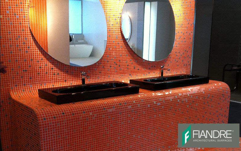 XTRA FIANDRE Carrelage mosaïque mural Carrelages Muraux Murs & Plafonds Salle de bains | Décalé