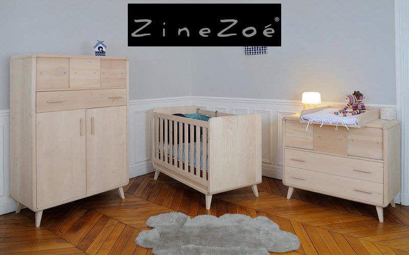 ZINEZOE Chambre Bébé 0-3 ans Chambres Enfant Enfant Chambre d'enfant | Design Contemporain