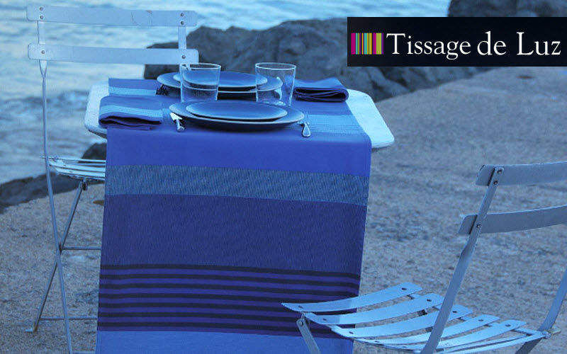 Tissage De Luz Chemin de table Nappes Linge de Table  |