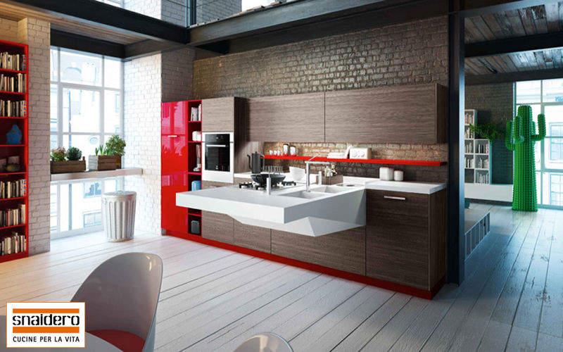 Snaidero Cuisine équipée Cuisines complètes Cuisine Equipement Cuisine   Design Contemporain