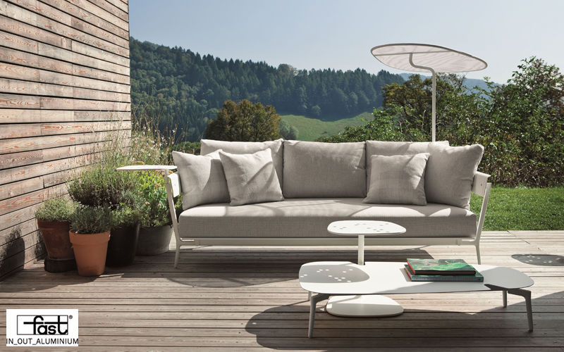 FAST    Jardin-Piscine | Design Contemporain