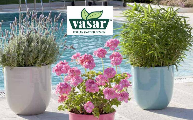 VASAR Pot de jardin Pots de jardin Jardin Bacs Pots  |