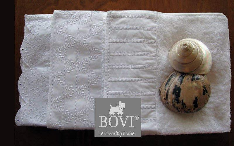 Bovi Serviette invité Linge de toilette Linge de Maison  |