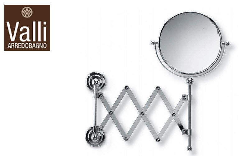 Valli Arredobagno Miroir grossissant Miroirs de salle de bains Bain Sanitaires  |