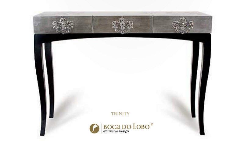 BOCA DO LOBO Table console Tables de repas Tables & divers  |