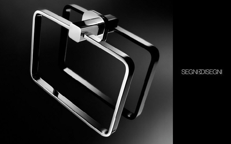 anneau porte serviette accessoires de salle de bains decofinder. Black Bedroom Furniture Sets. Home Design Ideas