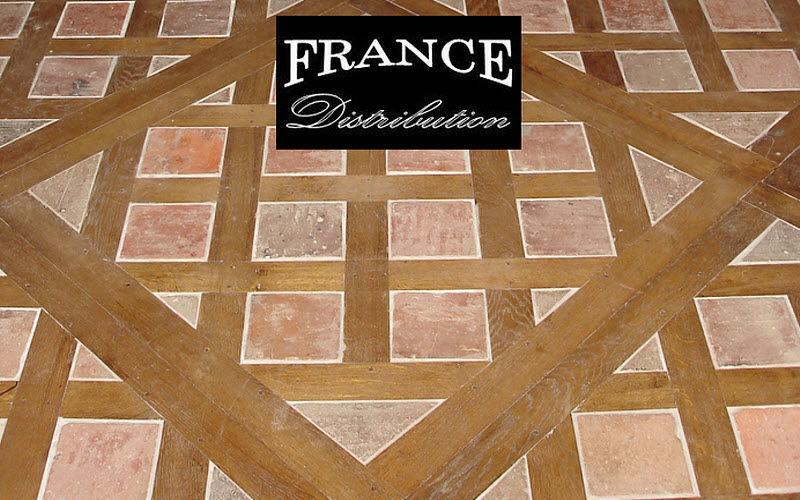 France Distribution Terre cuite à la Versailles Parquets Sols  |