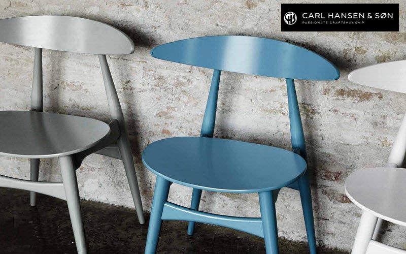 Carl Hansen & Son Chaise Chaises Sièges & Canapés   