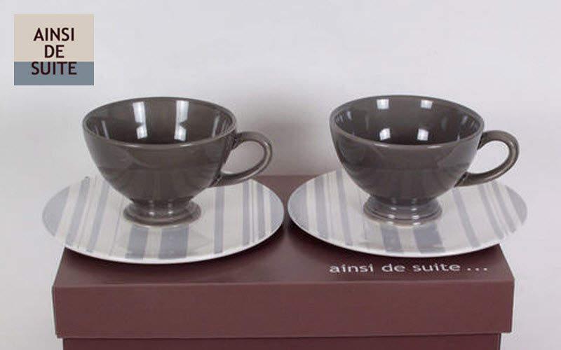 Ainsi de Suite Tasse à thé Tasses Vaisselle  |