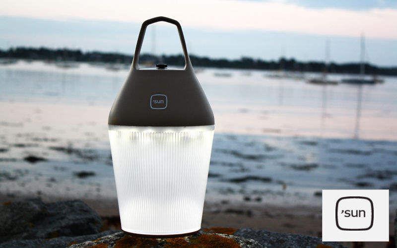 'SUN Lampe de jardin Luminaires de sol Luminaires Extérieur  |