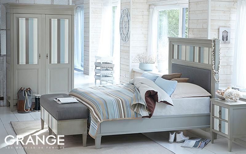 Grange Chambre Chambres à coucher Lit  |