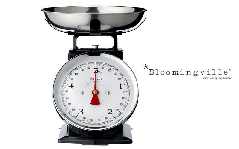 Bloomingville Balance de cuisine mécanique Peser Cuisine Accessoires  |