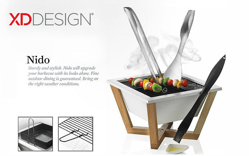XD Design Barbecue portable Barbecues Extérieur Divers  |