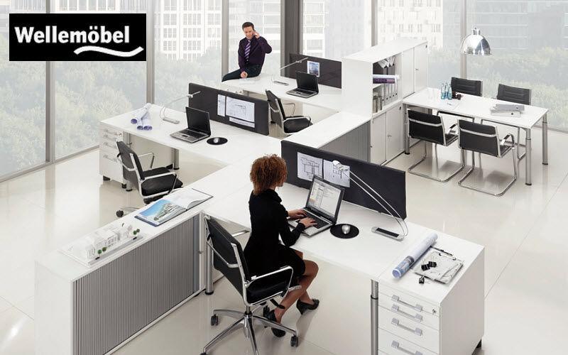 Wellemöbel Open space Bureaux et Tables Bureau  |