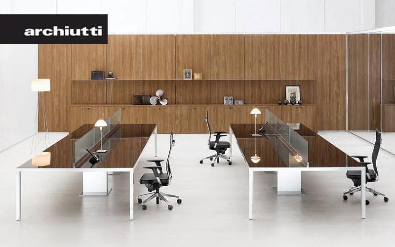 Archiutti Open space Bureaux et Tables Bureau  |