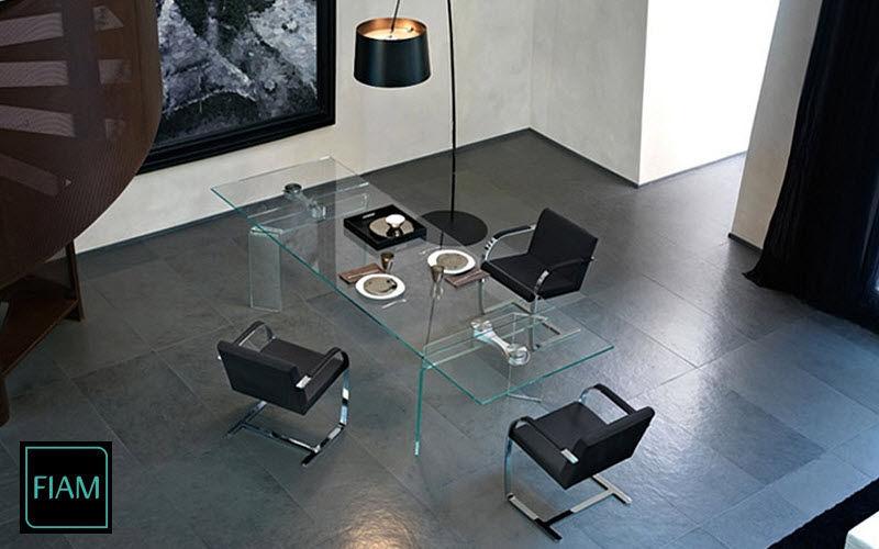 Fiam Table de repas rectangulaire Tables de repas Tables & divers   