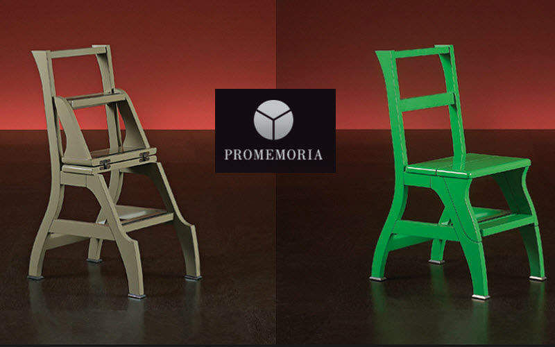 PROMEMORIA Chaise-escabeau Escabeaux Tables & divers  |