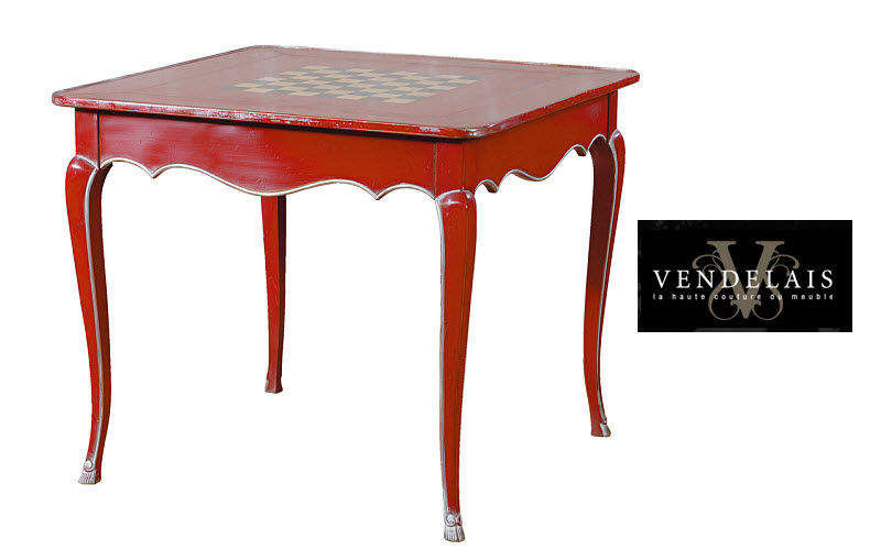 Atelier Du Vendelais Table de jeux Tables de jeux Tables & divers  | Classique