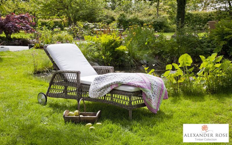 Alexander Rose Bain de soleil Chaises longues Jardin Mobilier Jardin-Piscine | Charme