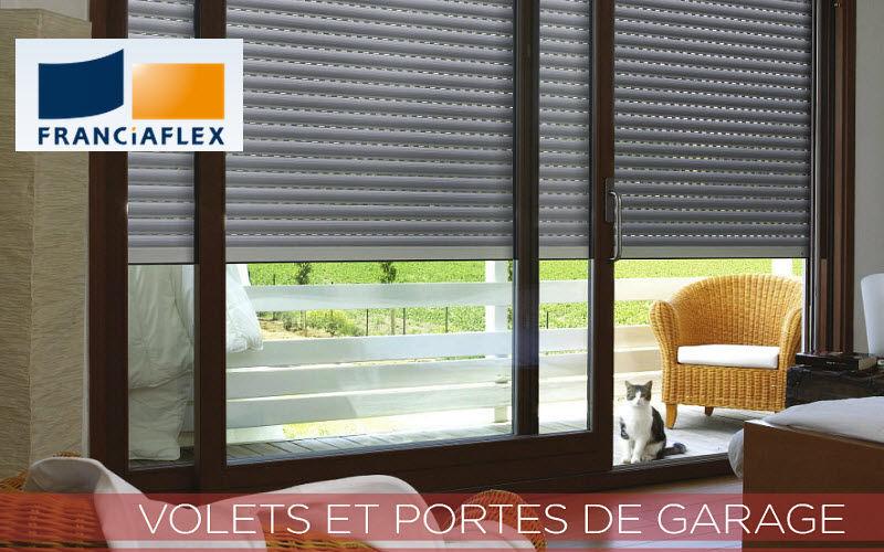 Franciaflex Volet roulant Volets Portes et Fenêtres  |