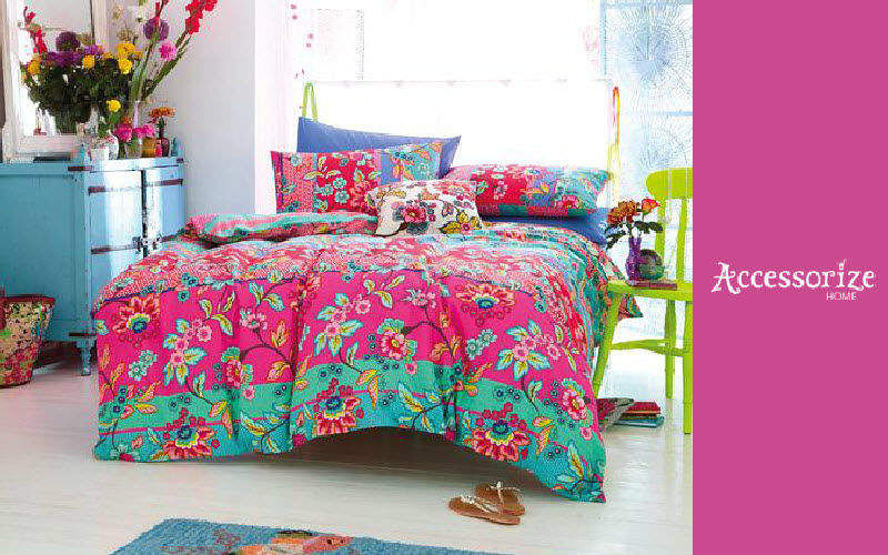ACCESSORIZE Parure de lit Parures de lit Linge de Maison   