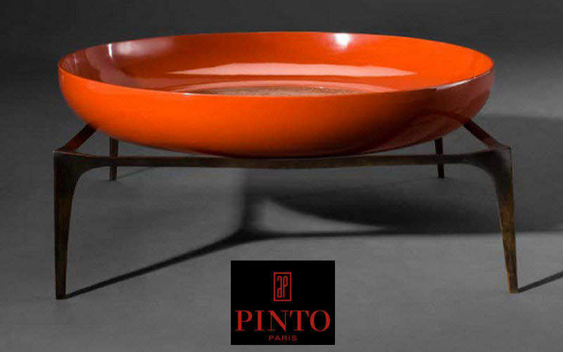 Alberto Pinto Table basse ronde Tables basses Tables & divers  |