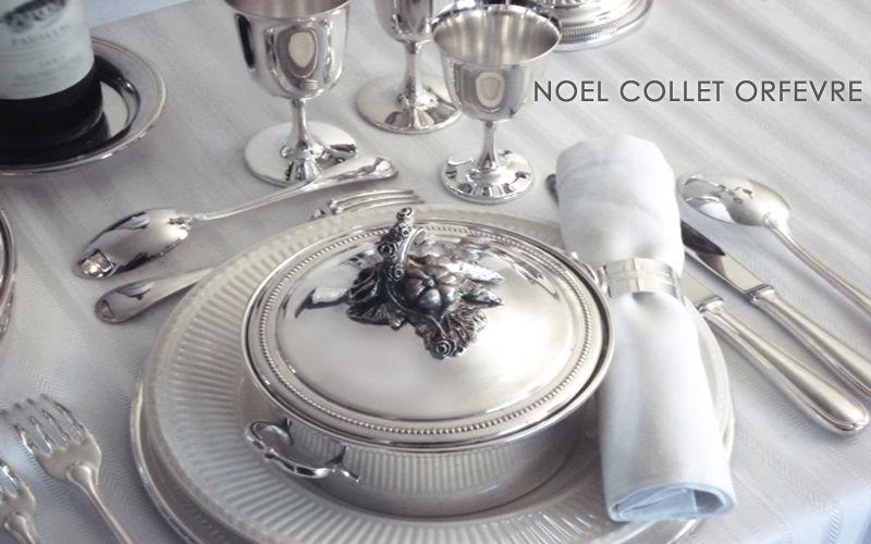 NOEL COLLET Orfèvre Cassolette Casseroles Cuisine Cuisson  |