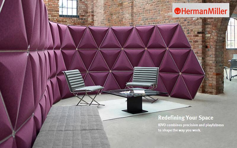 Herman Miller Cloison de bureau Cloisons & Panneaux acoustiques Murs & Plafonds  |