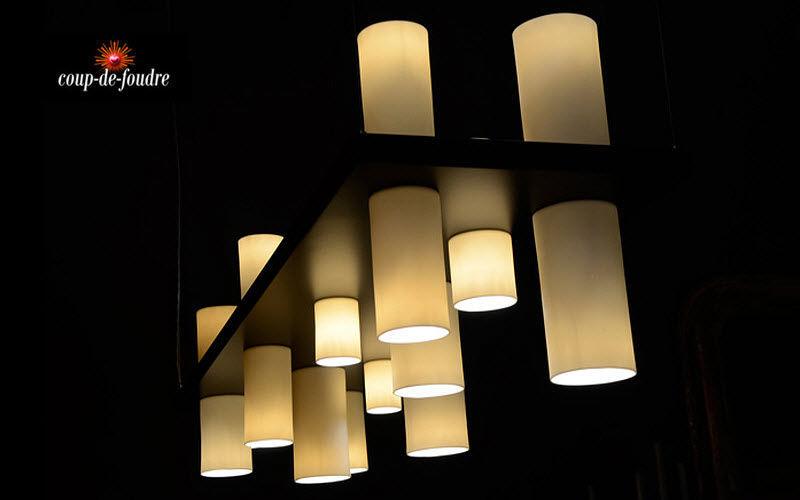 COUP DE FOUDRE Lustre Lustres & Suspensions Luminaires Intérieur  |